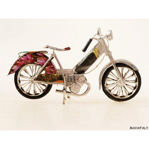 Motorrad Mobilette = 15 cm Code C